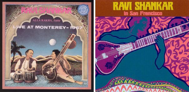 Two Monterey Pop inspired albums
