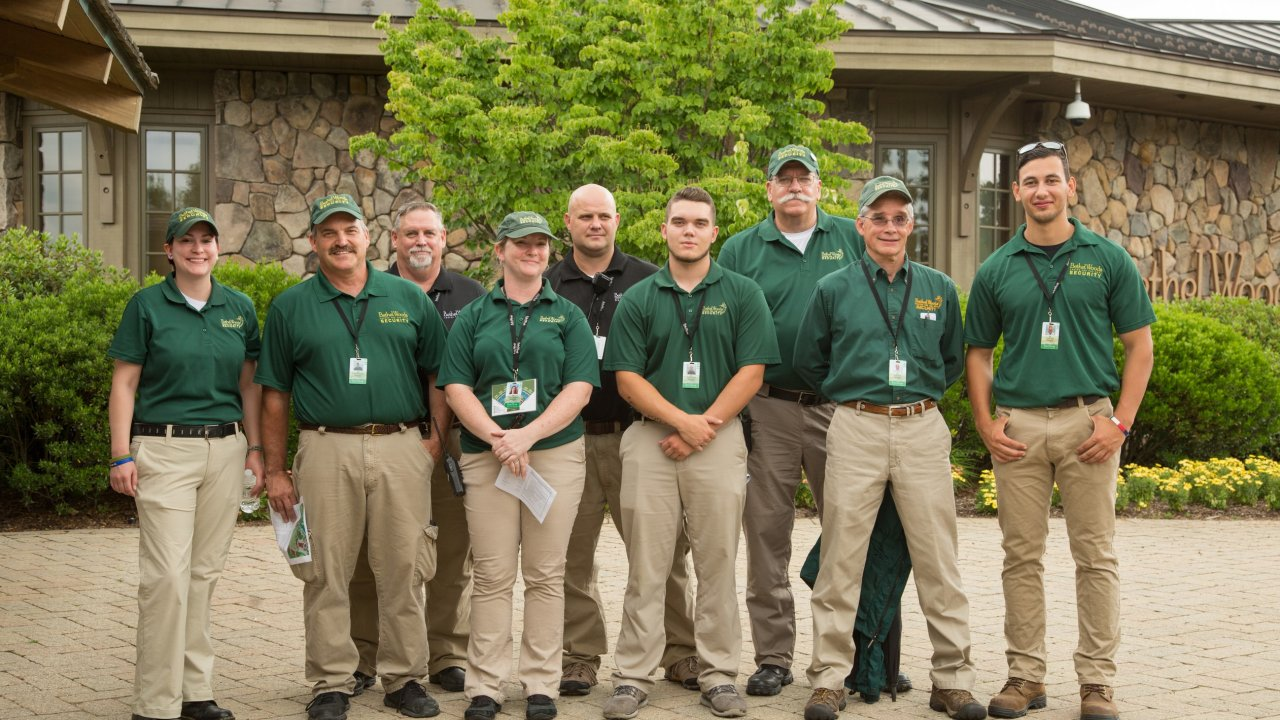 Employees at Bethel Woods