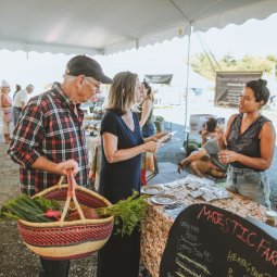 Harvest Festival at Bethel Woods featuring The Pop-Up Vintage Market
