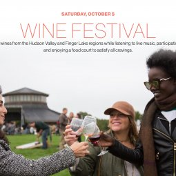 8th Annual Wine Festival at Bethel Woods
