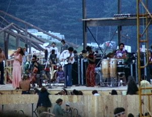Sweetwater performing at Woodstock