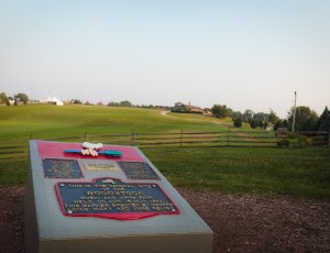 monument at bethel woods