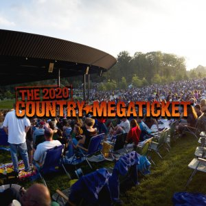 2020 Country Megaticket logo