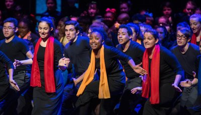Afternoon of Choral Artistry Featuring Young People's Chorus of New York City