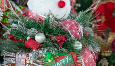 10th Annual Holiday Market at Bethel Woods