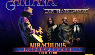 Santana and Earth, Wind & Fire