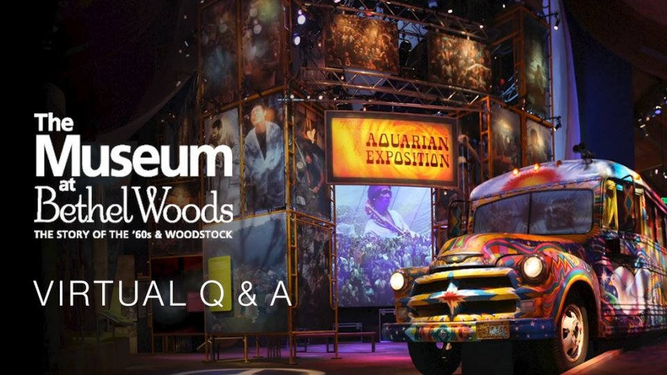 Museum Virtual Q&A cover graphic